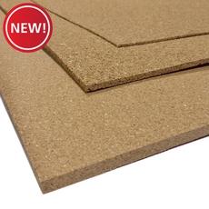 New! 6mm Cork Underlayment Sheets