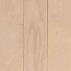 Ivory White Oak Sawn Wire Brushed Solid Hardwood