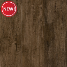 New! EcoForest Karris Hand Scraped Locking Solid Stranded Bamboo