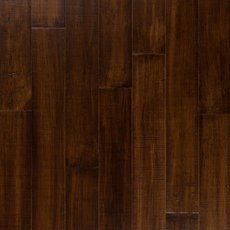 Deres Distressed Solid Stranded Bamboo