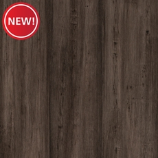 New! EcoForest Smoke Gray Hand Scraped Solid Stranded Bamboo