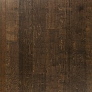 Calypso Brown Birch Hand Scraped Locking Engineered Hardwood