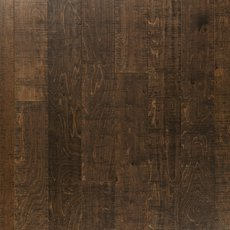 Calypso Brown Birch Hand Scraped Locking Engineered Hardwood