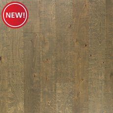 New! Calypso Gray Birch Hand Scraped Locking Engineered Hardwood