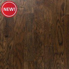 New! Medium Brown Hickory Locking Engineered Hardwood