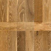 Terra Crosshatch Oak Distressed Engineered Hardwood
