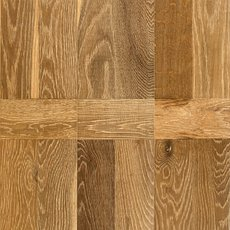Terra Crosshatch Oak Distressed Engineered Hardwood