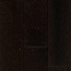 Nero Black Oak Distressed Solid Hardwood