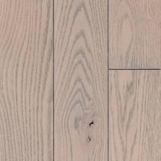 Oak White Mist Solid Hardwood