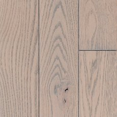 Oak White Mist Solid Hardwood