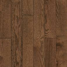 Garner Brown Oak Smooth Solid Hardwood