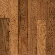 Copper Canyon Hickory Hand Scraped Solid Hardwood
