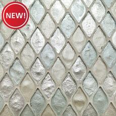 New! Monaco Celeste Glass Mosaic