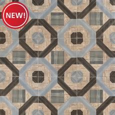 New! Atlantic Matte Ceramic Tile