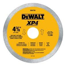 DeWalt 4 3/8in. Premium Tile Blade