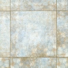 Brisbane Blue Polished Porcelain Tile