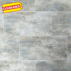 Clearance! Tranquility Blue Porcelain Tile