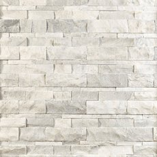 Bianco Mikasso Marble Panel Ledger