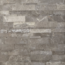Vitava Carbon Polished Marble Panel Ledger