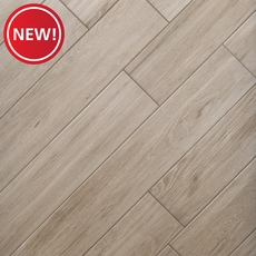 New! Carolina Ash Wood Plank Porcelain Tile