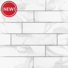 New! Dimarmi Bianco Stone Look Porcelain Tile