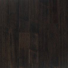 Midnight Hickory Hand Scraped Engineered Hardwood