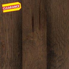 Clearance! Canyonlands Hickory Hand Scraped Engineered Hardwood