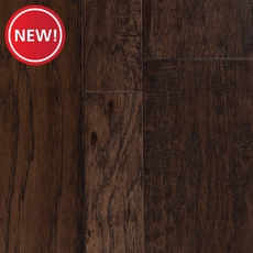 New! Boardwalk Hickory Hand Scraped Engineered Hardwood