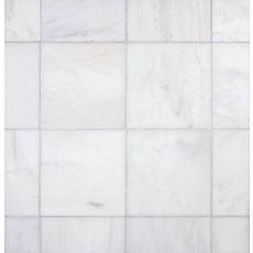 Carrara White Light Honed Marble Tile