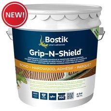 New! Bostik Grip N Shield Hardwood Flooring Adhesive