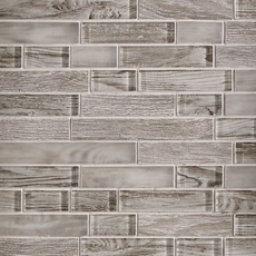 Sterling Woods Glass Mosaic 12 X 12 100463058 Floor