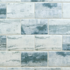 Mariners Cove Recycled Glass Mosaic