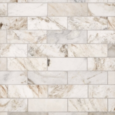 Bianco Orion Marble Tile 4 X 12 100464858 Floor And