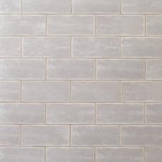 Maiolica Tender Gray Wall Tile 4 X 10 100465178