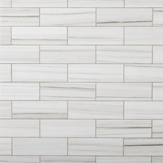Pietra Linear Polished Porcelain Tile