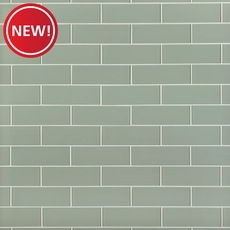 New! Veranda Glass Tile