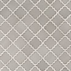 Pewter Alimos Polished Porcelain Mosaic
