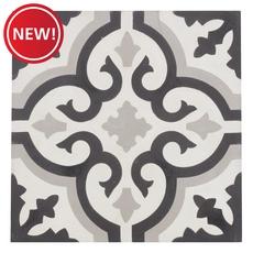 New! Equilibrio Black Tile