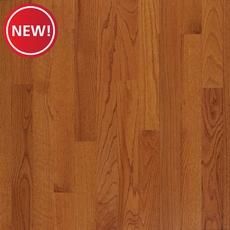 New! Butterscotch Select Oak Solid Hardwood