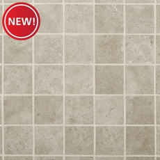 New! Dover Brown Porcelain Mosaic