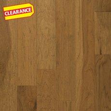 Clearance! Hickory Stone Handscraped Engineered Hardwood