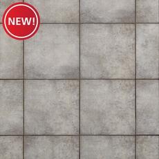 New! Tulsa Gray Ceramic Tile
