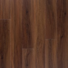 Tribeca Oak Matte Luxury Vinyl Plank with Foam Back