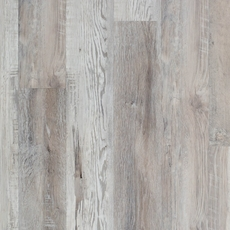 Highland Gray Salvage Luxury Vinyl Plank with Foam Back