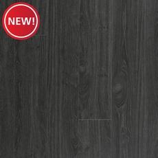 New! Ebony Grove Ash Matte Luxury Vinyl Plank with Foam Back
