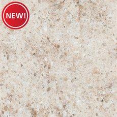 New! Sample - Custom Countertop Walnut Luster Quartz
