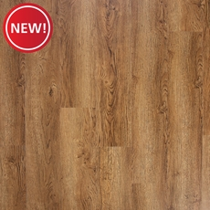 New! Toffee Hickory Luxury Vinyl Plank