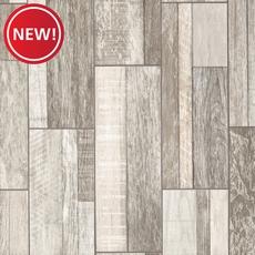 New! Tavern Gris Wood Plank Ceramic Tile