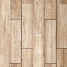 Sierra Beige Wood Plank Porcelain Tile
