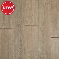 New! French Oak Gray Water-Resistant Laminate
